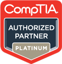 CompTIA Authorized Partner
